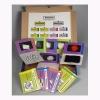 Коллекция Волокна 10 видов (с раздаточным материалом)